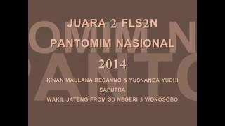 vuclip JUARA 2 PANTOMIM NASIONAL ( FLS2N) 2014 KINAN YUDHI