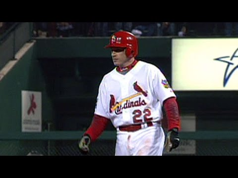 2006 WS Gm4: Eckstein goes 4-for-5 with two RBIs