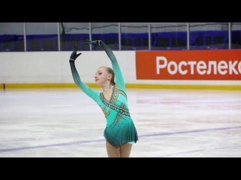 Софья Муравьёва, КП, Открытое Первенство Москвы 2019