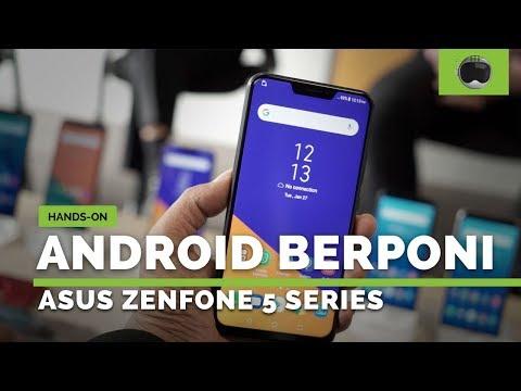 Hands-on ASUS ZenFone 5 Series Indonesia (ZenFone 5, 5Z, 5 Lite)