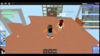 Roblox the girl with shit in her pants