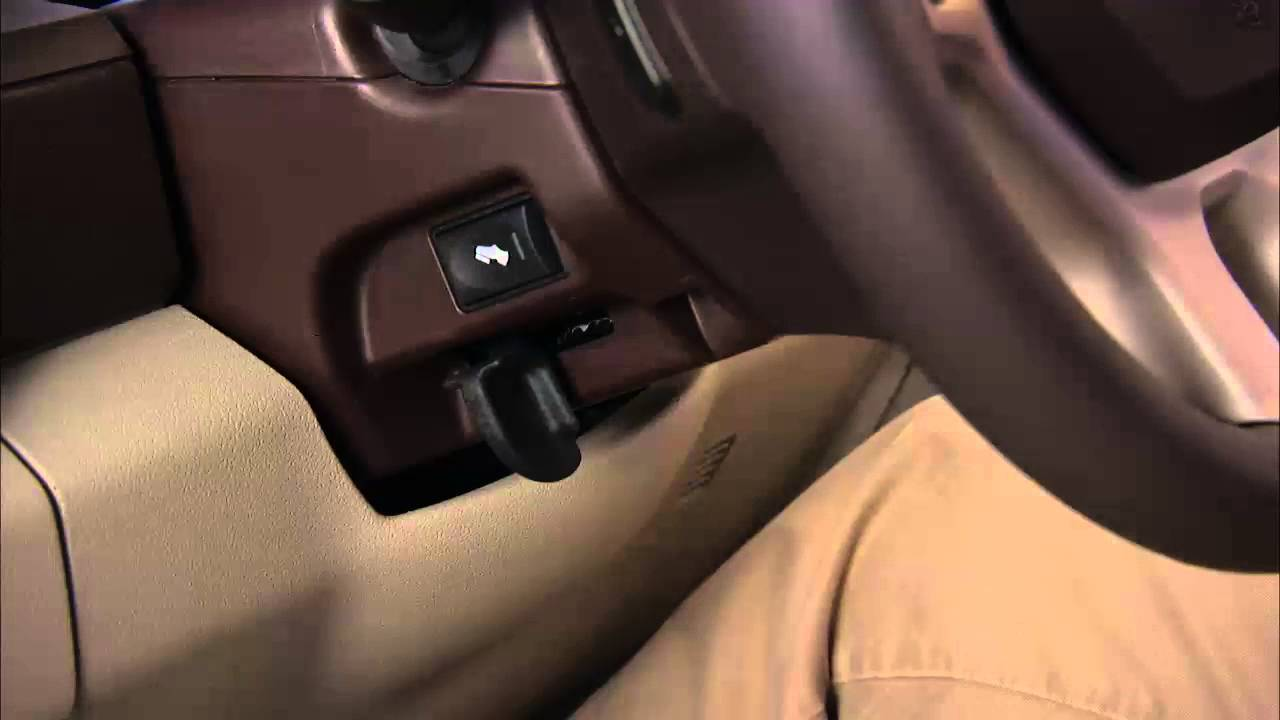 2016 Ram Truck 1500 2500 3500 Adjustable Pedals Youtube