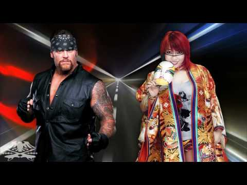 Asuka & The Undertaker Mashup - 'American Bad Assuka'