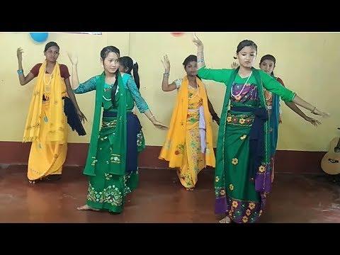 Kwlw Kwlw Bar Bardwng   Bodo Gospel   DANCE   LFCDC   2020  