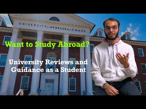 Study Abroad | University Review | University of Nebraska at Omaha - Shivamlenix