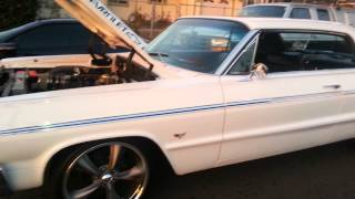 1964 Chevrolet impala ss car is for sale