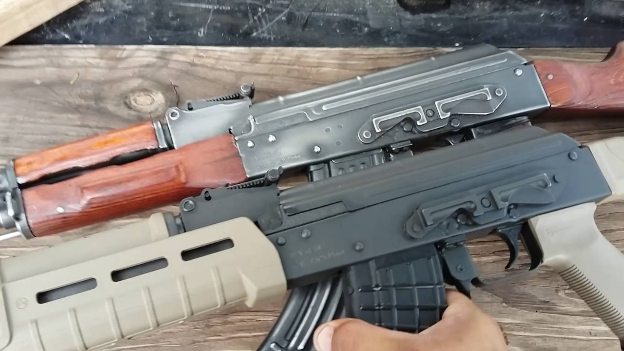 battlefield pickup ak47 with russian wood furniture youtube. Black Bedroom Furniture Sets. Home Design Ideas