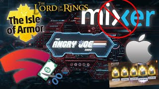 AJS News- MIXER is SHUTTING DOWN!, Confusing Pokemon DLC, Apple SUED over Lootboxes, New LOTR Game?