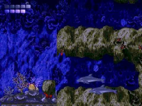 how to play ecco the dolphin