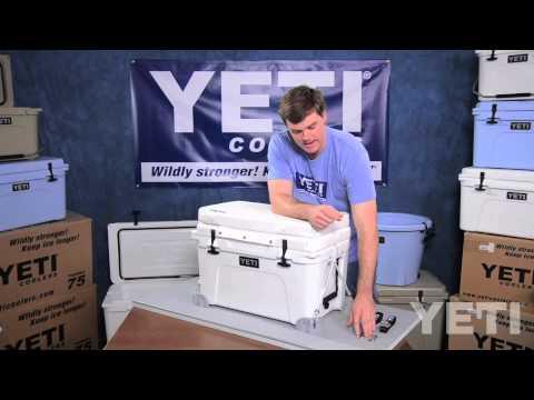 YETI Cooler | Ultimate Marine Ice Chest