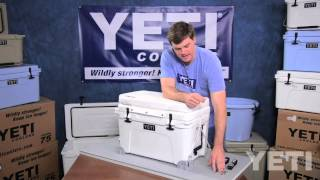 Yeti Cooler - Ultimate Marine Ice Chest