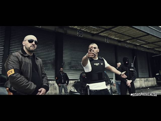 Sofiane officiel sofiane-jesuispassechezso : episode 5 / police nationale