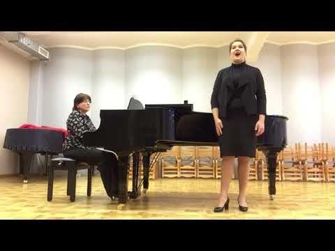 """W.A.Mozart """"In uomini, in soldati"""" (Aria di Despina)"""