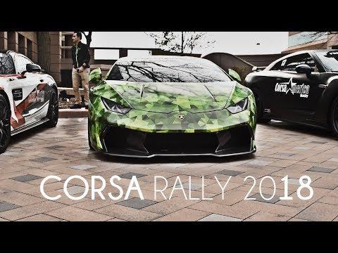 CORSA America RALLY 2018 - Detroit