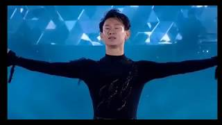 Denis Ten and Friends 2018 -Denis Ten