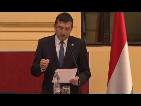 Domokos László beszéde / Gazdasági konferencia 2/1 - 2014.07.17.