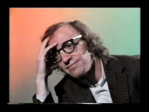 Woody Allen 'Cinema' Interview | 1971 Unaired Footage | Johnnie Hamp