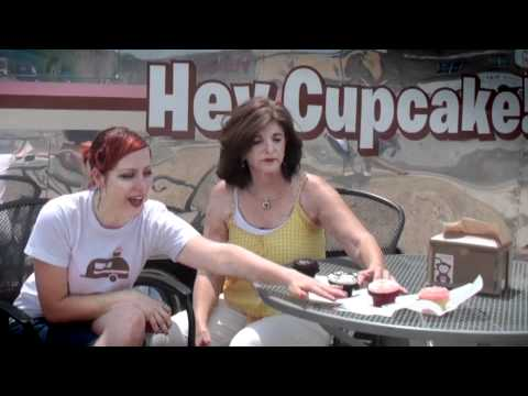 Hey Cupcake: Austin food trailer crawl