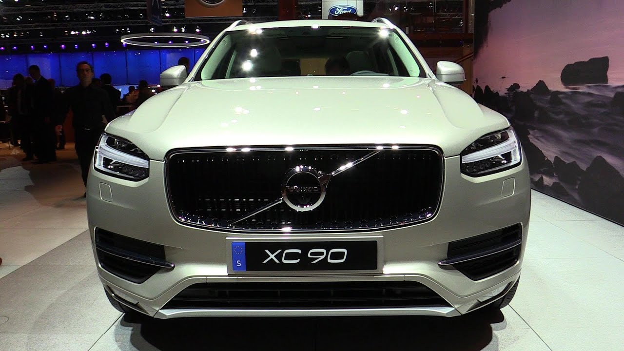 volvo xc90 2015 release date. 2015 volvo xc90 t6 awd exterior and interior walkaround debut at 2014 paris auto show youtube xc90 release date