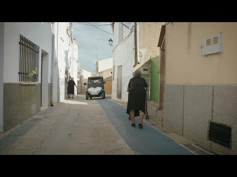 Euronews:Watch: Spanish village turned into a pensioners' paradise