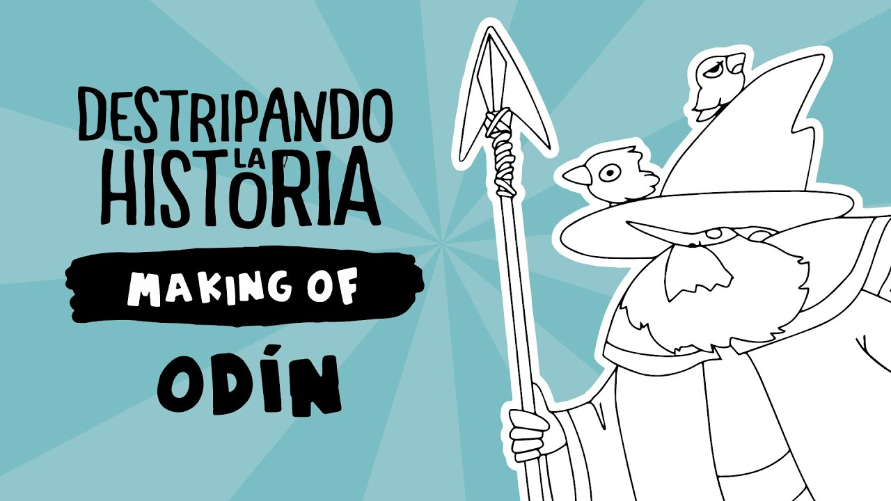 Odín (Making of) | Destripando la Historia