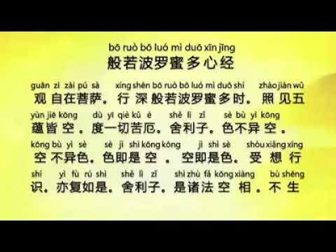 Paritta Xin Jing - Guan Shi Yin Pu Sa - Xing Ling Fa Men