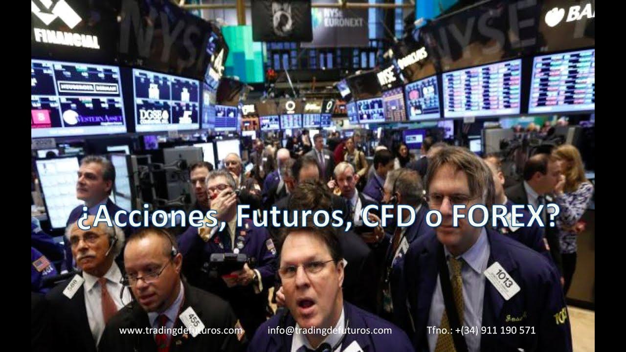 Forex o futuros