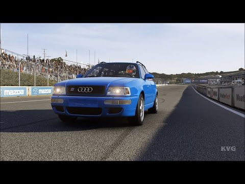 Forza Motorsport 6 - Audi RS 2 Avant 1995 - Test Drive Gameplay (XboxONE HD) [1080p60FPS]