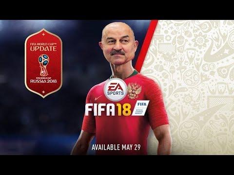 РОССИЯ - ЕГИПЕТ   ПРОГНОЗ МАТЧА ЧЕМПИОНАТА МИРА 2018 В FIFA