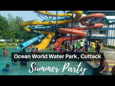 Water Park in Cuttack || Ocean World Water Park || Bhubaneswar