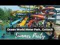 Water Park in Bhubaneswar Ocean World Water Park