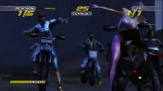 Motocross Mania 3 (PS2 Gameplay)