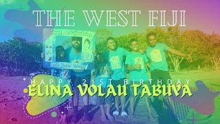 The West Fiji - Elina Volau Tabuya (Official Video)