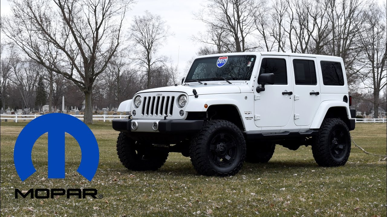 Installing A Jeep Lift Kit