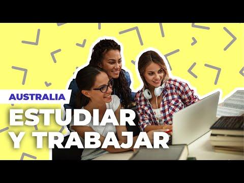 Charla Estudiar y trabajar en Australia   desde Gold Coast con Carlos y Rodrigo