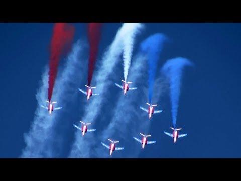 60 ans de la Patrouille de France Meeting Aérien BA701 Salon-de-Provence 2013