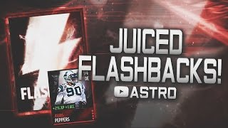 4x FLASHBACK PACKS! CRAZY PULLS! (Flashback Friday Episode 3) - Madden Mobile 16