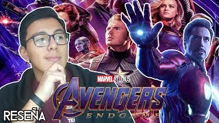 Avengers: Endgame / Reseña (Con Spoilers) - Dshaw Grindell