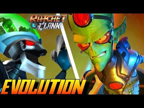 Evolution of Dr. Nefarious Battles (2004-2016)