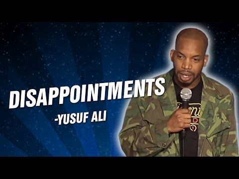 Yusuf Ali: Disappointments (Stand Up Comedy)