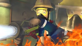 Fireman Sam US New Episodes HD | Night Fire Rescue 🔥New Best rescues 🚒🔥Kids Movies