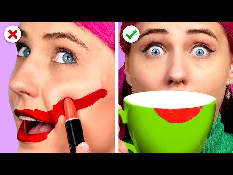 Ohhh 5 Easy And Useful Beauty Hacks and DIY Girly Ideas