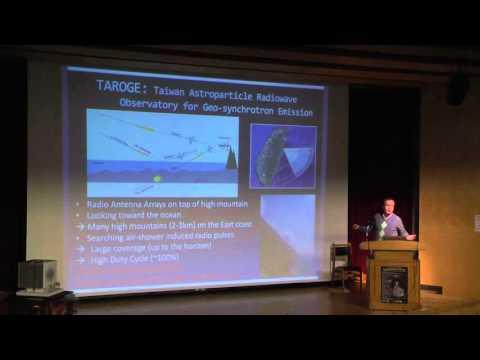 "Jiwoo Nam: ""Ultra-High Energy Neutrinos and Cosmic Rays via Radio; ANITA, ARA, and TAROGE"" part.2"