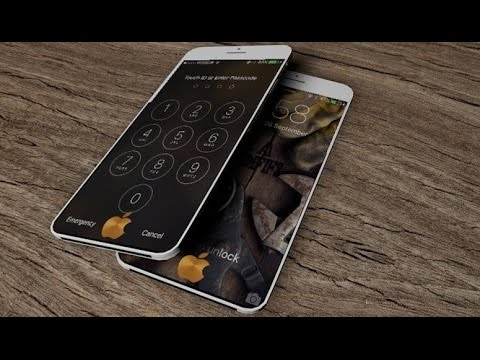 Apple iPhone 6 Pro New Ultra Slim Design Concept ᴴᴰ