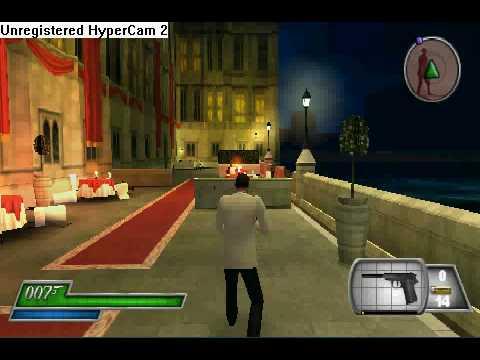 psp 007 game