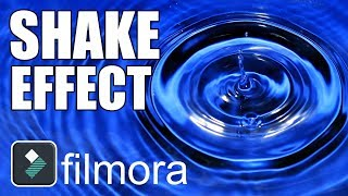 Filmora Shake Effect - Filmora Missing Effects!