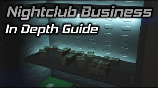 GTA Online: Nightclub Business In Depth Guide (Statistics, Efficiency, and More)