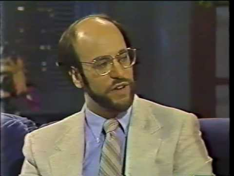 Loyd Auerbach on late night talk show with Ross Shafer, September 1988