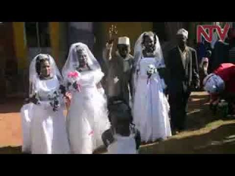 Man marries three wives the same day