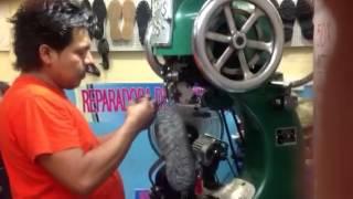 Landis 36 modelo A lockstitch mckay stitcher